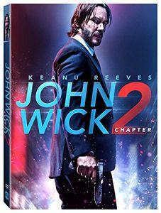 John Wick: Chapter 2 , Keanu Reeves