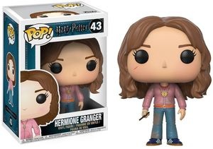 FUNKO POP! MOVIES: Harry Potter S4 - Hermione with Time Turner