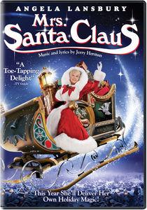 Mrs. Santa Claus , Angela Lansbury