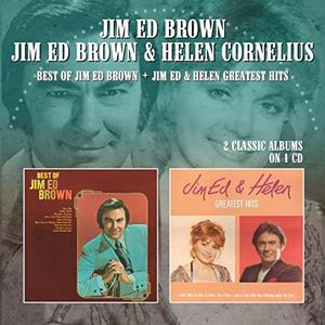 Best Of Jim Ed Brown /  Jim Ed & Helen Greatest [Import] , Jim Ed Brown