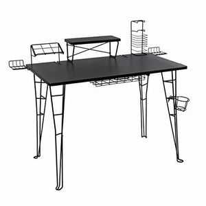 Atlantic 33935701 Gaming Desk Organizer Black