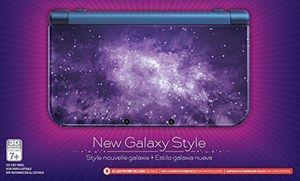 Nintendo New 3DS XL Hardware: Galaxy
