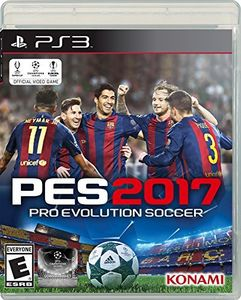 Pro Evolution Soccer 2017 for PlayStation 3