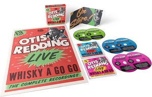 Live At The Whiskey A Go Go: The Complete Recordings , Otis Redding