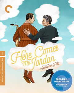 Here Comes Mr. Jordan (Criterion Collection) , Robert Montgomery