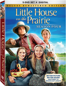 Little House on the Prairie Season 4 Collection , Dabbs Greer