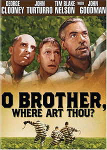O Brother Where Art Thou , George Clooney