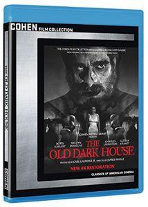 The Old Dark House , Boris Karloff