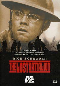 The Lost Battalion , Rick Schroder