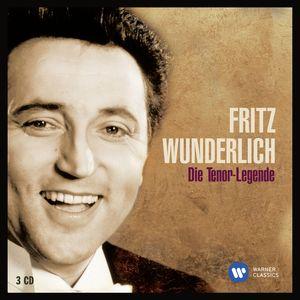 Die Tenor-legende , Fritz Wunderlich