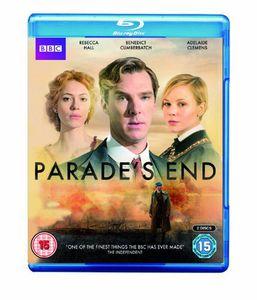 Parade's End [Import] , Benedict Cumberbatch