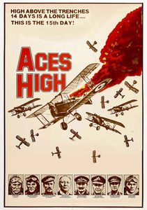 Aces High , Malcolm McDowell
