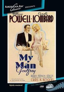 My Man Godfrey , Carole Lombard