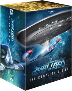 Star Trek: The Next Generation - The Complete Series , Patrick Stewart