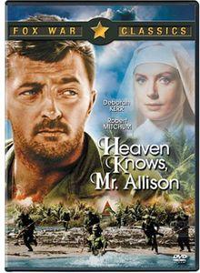 Heaven Knows, Mr. Allison , Deborah Kerr