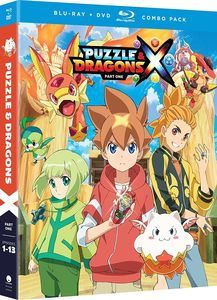 Puzzle And Dragons X: Part One