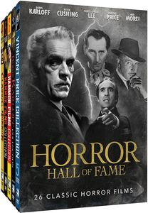 Horror Hall of Fame: 26 Classic Horror Films , Boris Karloff