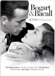 Bogart & Bacall: 6-Film Collection , Humphrey Bogart