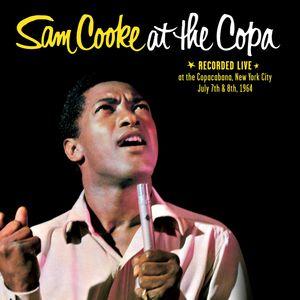 Sam Cooke at the Copa , Sam Cooke