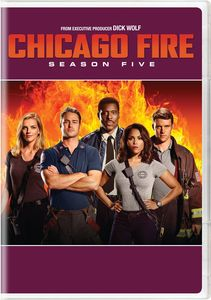 Chicago Fire: Season Five , Jesse Spencer