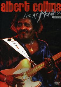 Live at Montreux 1992 , Albert Collins