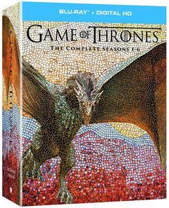 Game Of Thrones: Season 1 - Season 6 , Emilia Clarke