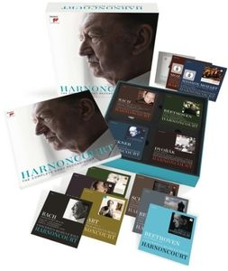 Harnoncourt - the Complete Sony Recordings , Nikolaus Harnoncourt