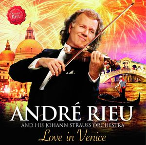 Love in Venice: The 10th Anniversary Concert , Johann Strauss Orchestra Netherlands
