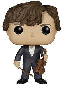 FUNKO POP! TELEVISION: Sherlock - Sherlock Holmes With Violin
