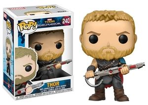 FUNKO POP! MARVEL: Thor Ragnarok S1 - Thor