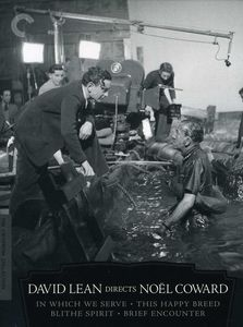 David Lean Directs Noel Coward (Criterion Collection) , Rex Harrison