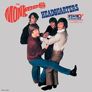 Headquarters Stack-O-Tracks , The Monkees