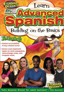 Advanced Spanish-Building on T
