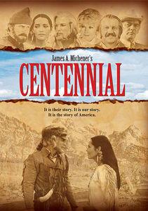 Centennial: The Complete Series , Michael Ansara
