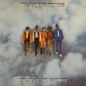 Love Peace & Happiness /  Live at Bill Graham's [Import] , The Chambers Brothers