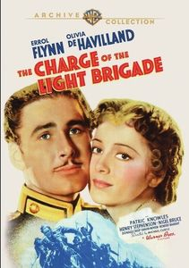 The Charge of the Light Brigade , Errol Flynn