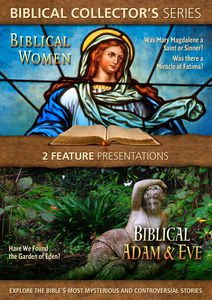 Biblical Collector's Series: Biblical Women /  Biblical Adam & Eve , Morgan Freeman