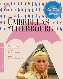 The Umbrellas of Cherbourg (Criterion Collection) , Catherine Deneuve