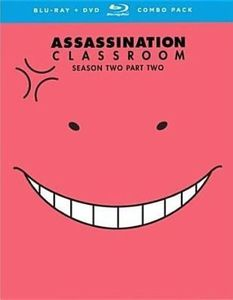 Assassination Classroom: Season Two Part Two , Chris Ryan