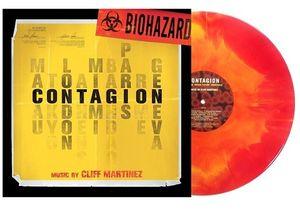 Contagion (Original Soundtrack) , Cliff Martinez