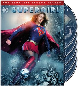 Supergirl: The Complete Second Season , Melissa Benoist