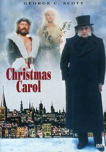 A Christmas Carol , George C. Scott
