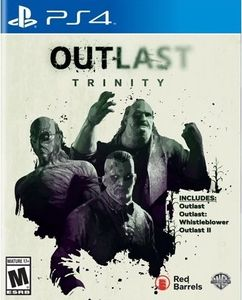 Outlast Trinity for PlayStation 4