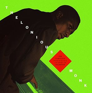 "Complete Prestige 10"" Collection   Thelonious Monk , Thelonious Monk"