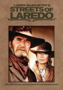 Larry McMurtry's Streets of Laredo , James Garner