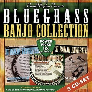 Bluegrass Banjo Collection , Raymond Fairchild
