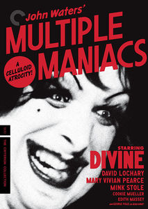 Multiple Maniacs (Criterion Collection) , Divine