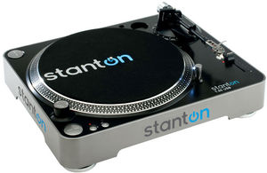 Stanton T.55 USB Straight Arm Turntable
