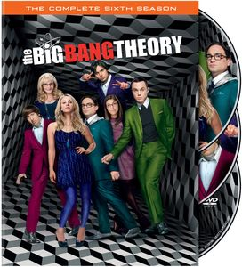 Big Bang Theory: Complete Sixth Season , Kaley Cuoco-Sweeting