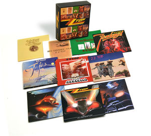 The Complete Studio Albums , ZZ Top